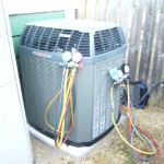 Residential Services - Outdoor Heat Pump