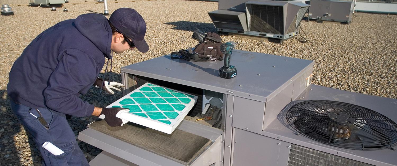 HVAC Maintenance Inspection